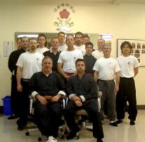 Martial Arts Gala 2004 - Ving (Wing) Chun - Sifu John Peluso
